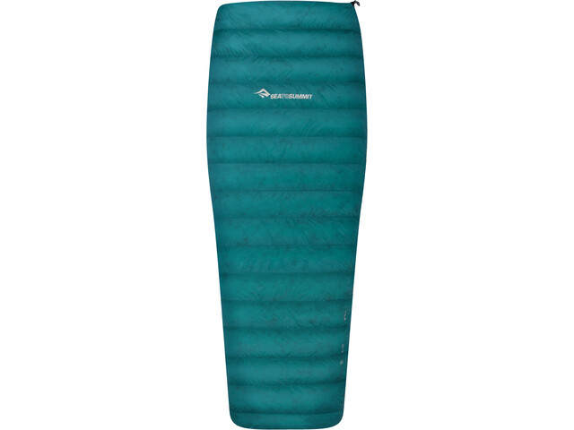 Sea to Summit Traveller TR II Sacco a pelo L, teal